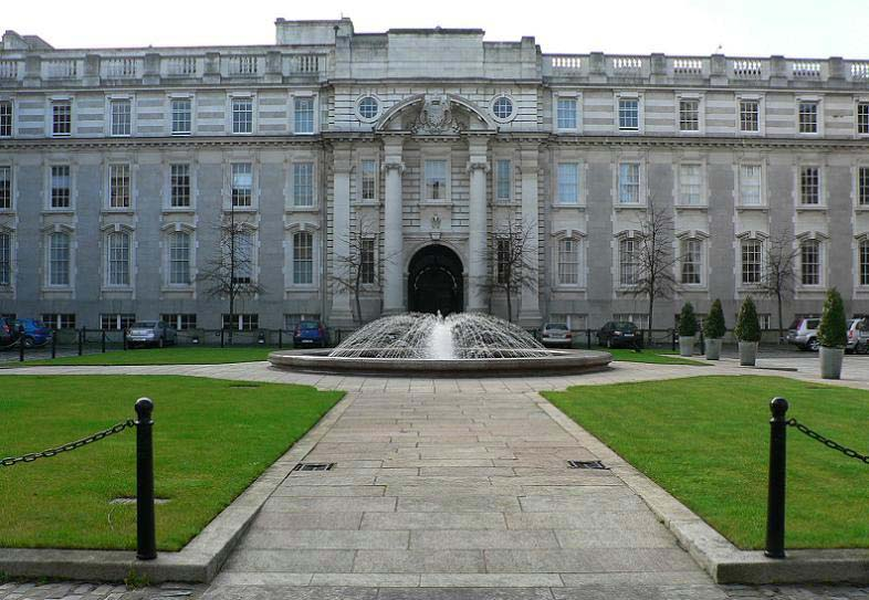 Goverment Buildings, Dublin