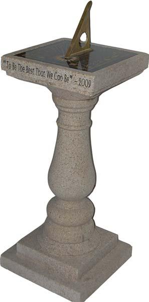 Freestanding Sundial