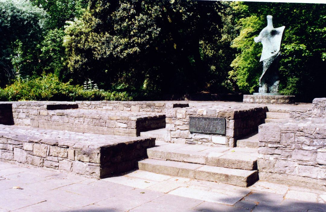 WB Yates Memorial, Dublin
