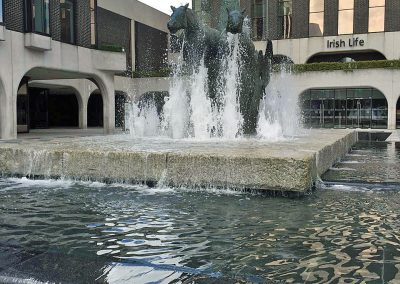Chariot Of Life Fountain