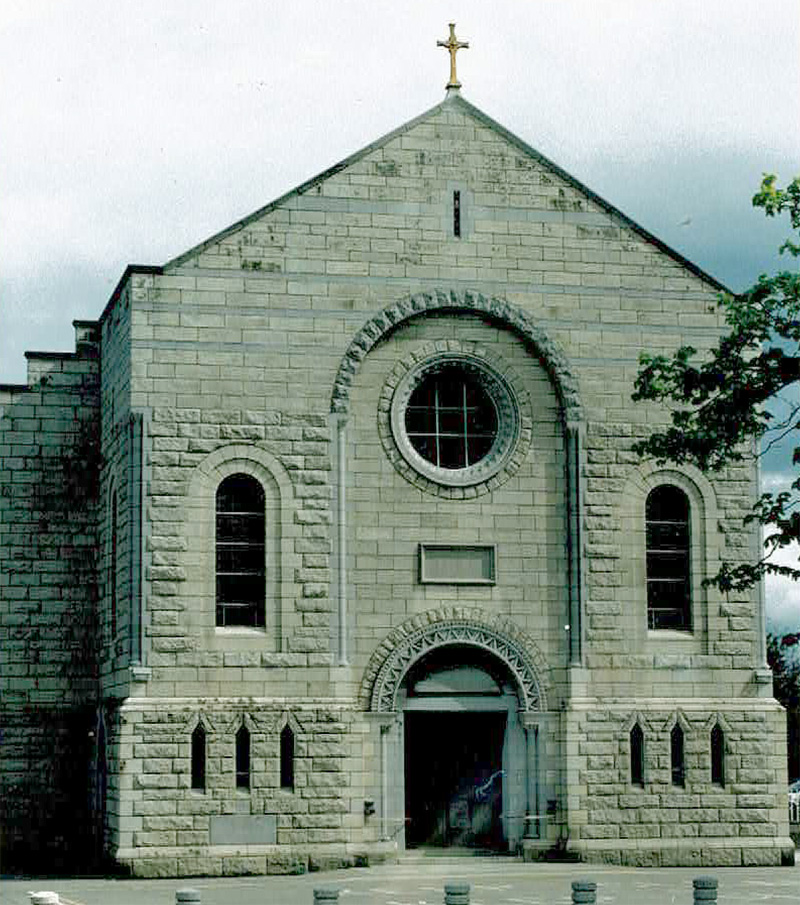 Mount Merrion Church