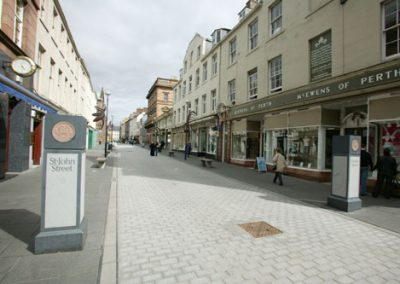 St. John's Street, Perth, Scotland