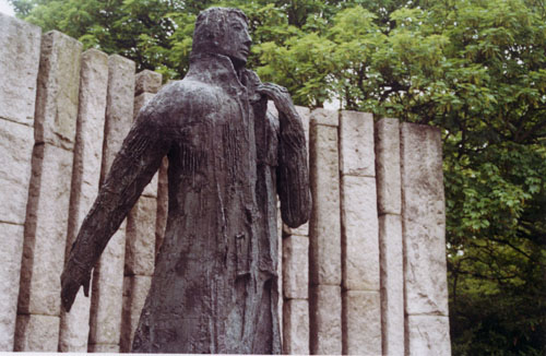 The Wolfe Tone Memorial, St. Stephen's Green