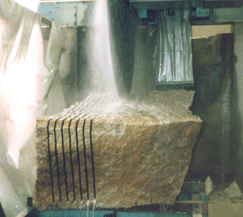 Leinster / Wicklow Granite